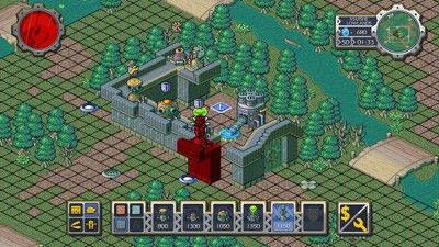 Lock's Quest - Xbox One, Video Games