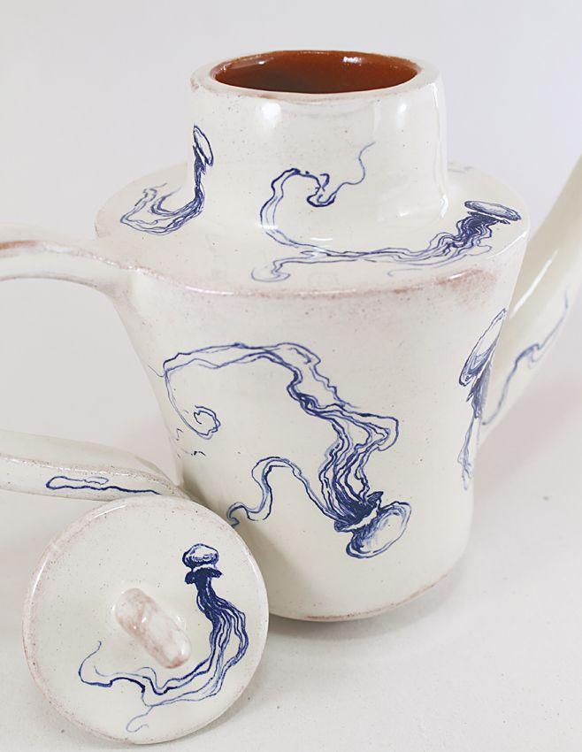 teapot by Giannis Agathos