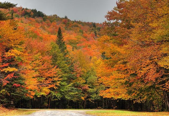 Route 26 - Dixville Notch, New Hampshire