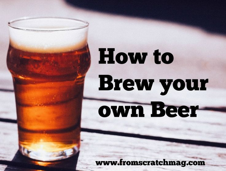 16 best home brew recipes images on pinterest craft beer for How to brew your own craft beer