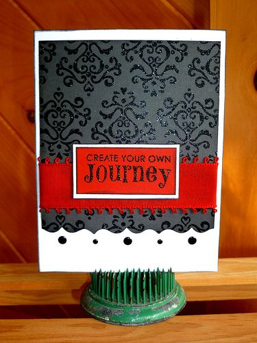 Graduation or Congratulations Card - Silhouette Cameo Tutorial