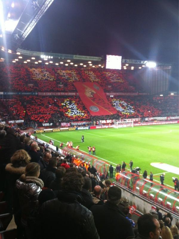 FC Twente, De Grolsch Veste, Enschede, Overijssel.