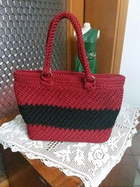 9a0bed6ad9a Σεμινάριο Πλεκτές τσάντες με Βελονάκι | our creations | Straw Bag ...