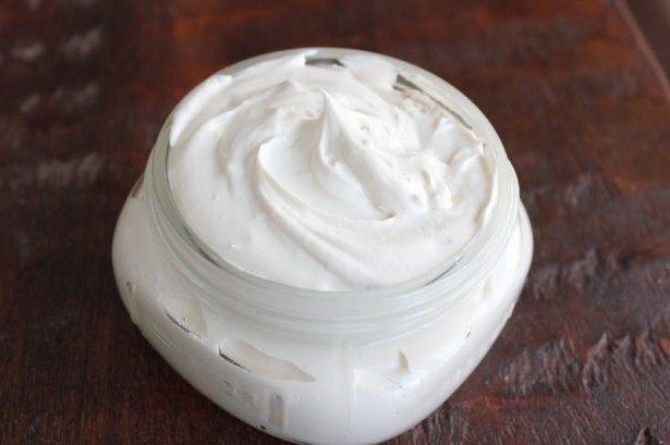 Vanilla Body Butter   TheMarathonMom.com