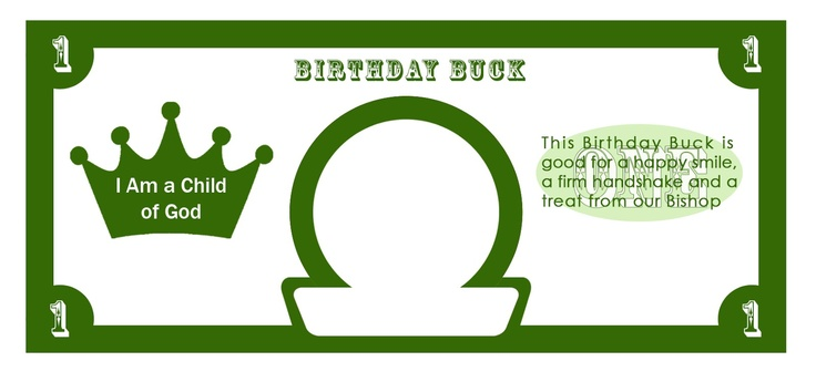 Ink Rust and Sawdust: Primary Birthday Coupon 2013