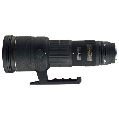 Sigma 500mm f/4.5 EX DG IF APO Telephoto Lens for Minolta and Sony SLR Cameras