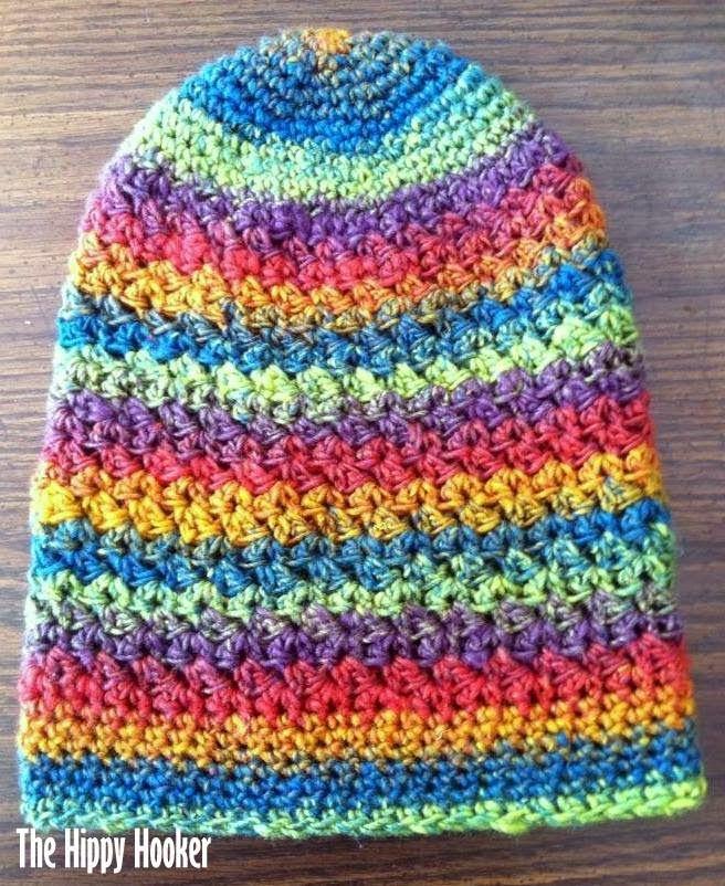 The 263 best Crochet Bags & Hats images on Pinterest   Crochet hats ...
