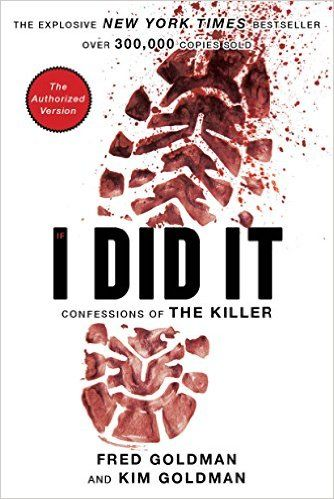 $1.99 - If I Did It: Confessions of the Killer (OJ Simpson hypothetical confession)