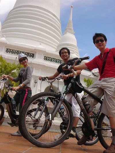 follow me bangkok bicycle tours - the only way to bike bangkok
