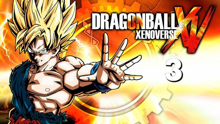 Dragon Ball Xenoverse Capitulo 3 en Español - Ginyu se Robo mi Cuerpo