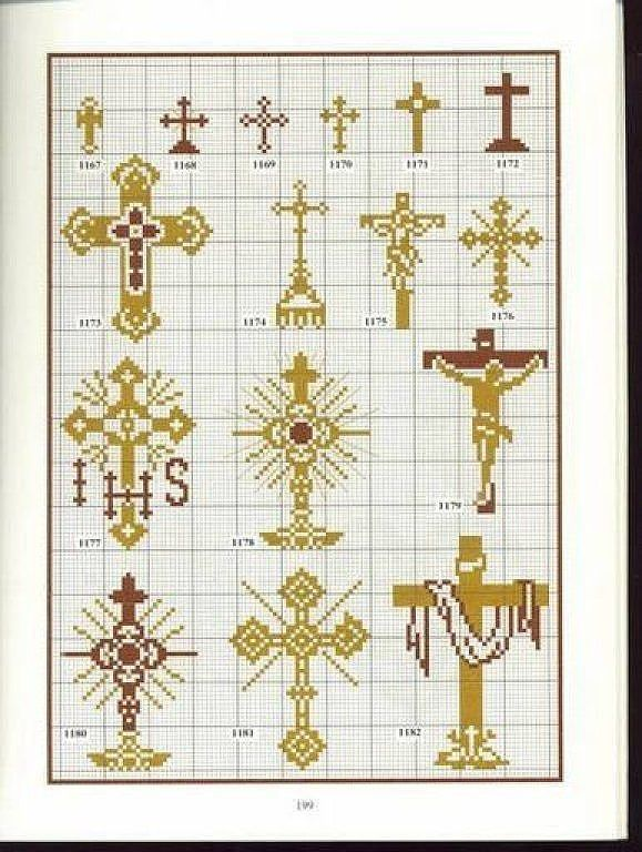 Best images about crafts religious cross stitch on