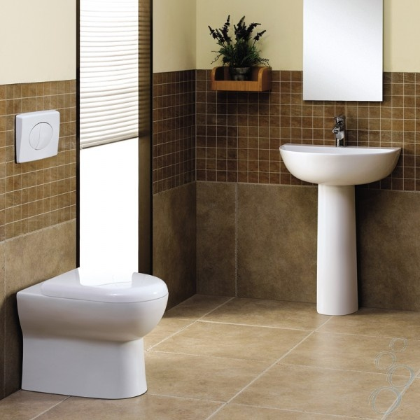 1000 Images About Brown Bathrooms On Pinterest