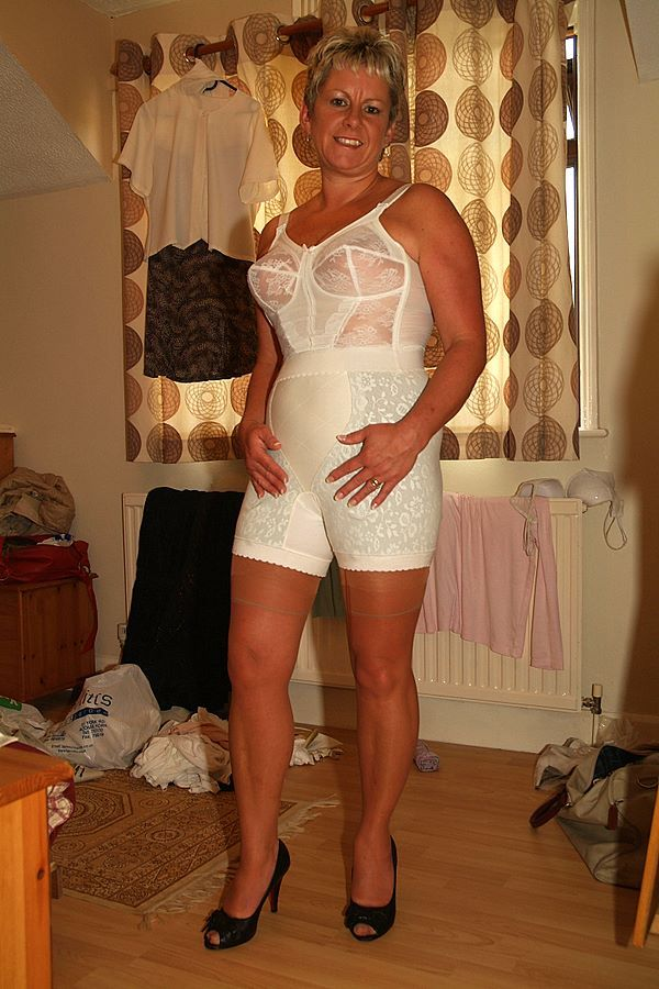 Ladies in girdles tgp seems magnificent