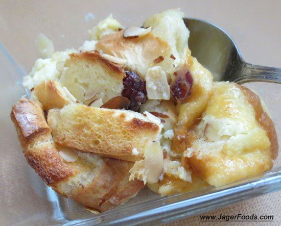 This Bagel Bread Pudding Recipe is so easy and quick to make, it will blow your socks off. :) The other day we bought a package of cheap, plain bagels that just didn't taste very good. No mat…