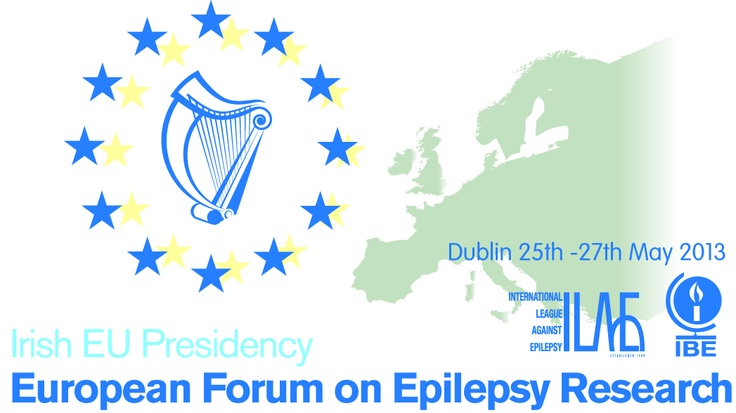 The European Forum on Epilepsy Research is taking place in Dublin in May 2013. Please visit www.epilepsyresearcheurope.org for more information.