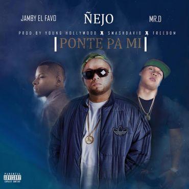 #Ñejo #JambyEl Favo #MrD Ponte Pa Mi via #FullPiso #astabajoproject #reggaeton #Orlando #Miami #NewYork #LosAngeles #PR #seo