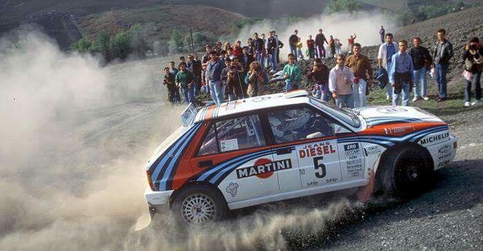 Lancia Delta WRC