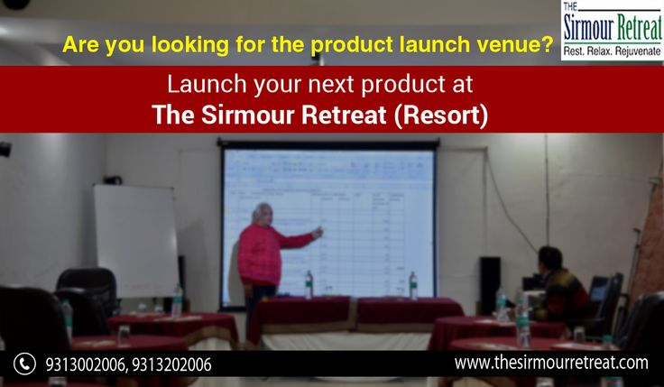 The Sirmour Retreat is one of the best #Venues, which is in #Nahan, #HimachalPradesh. We offers prominent facilities for launching a new #Product. Contact Us: 9313002006
