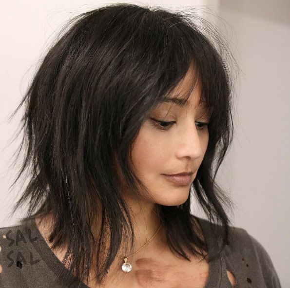 50 Medium Layered Haircuts for Fine Hair