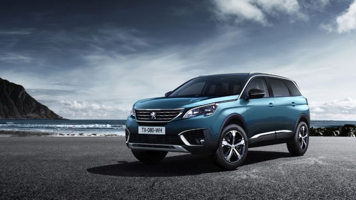 All-new 2017 Peugeot 5008 SUV