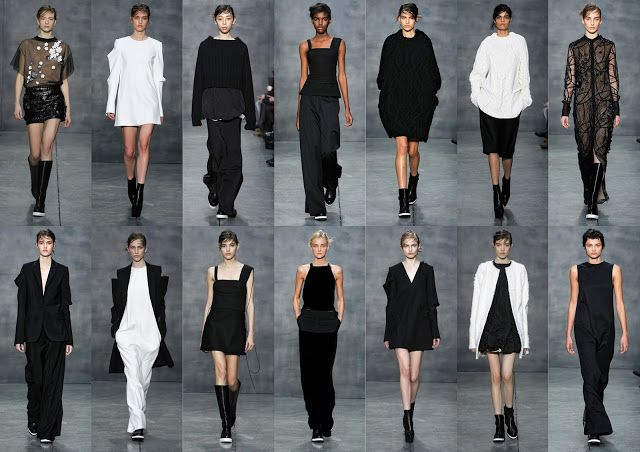 VERA WANG FALL 2015 collage by www.ohthisstyle.com *visit blog and watch the video