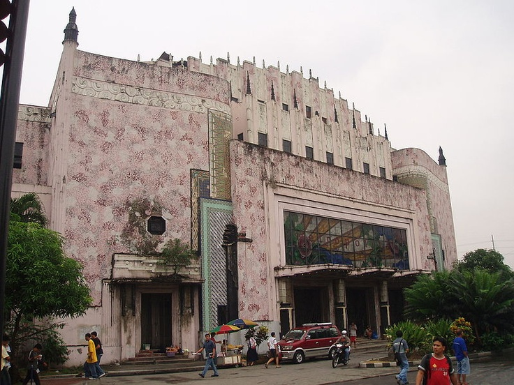 Image detail for -manila is planning a renovation of this once magnificent building