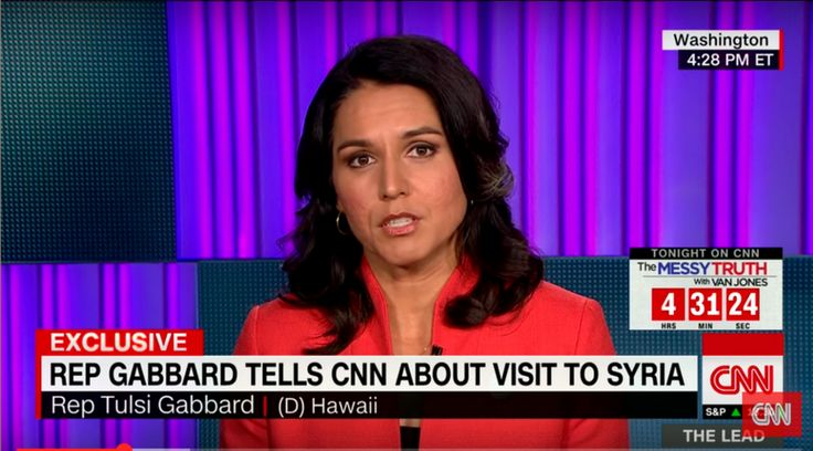 Congresswoman Tulsi Gabbard appeared on CNN after finding facts that she believes proves Obama's involvement in funding ISIS and Al-Qaeda. Gabbard went to Syria, then was interviewed by CNN afterward with Jake Tapper where she unloaded with information that Tapper didn't want to hear. Tulsi Gabbard revealed solid proof that the Obama administration was funding […]
