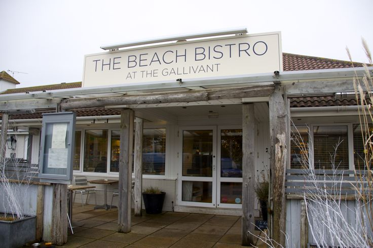 Lovely seaside chic hotel in Camber Sands