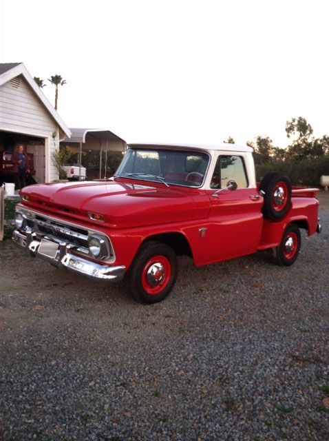 1964 Chevy Truck - LMC Trucklife