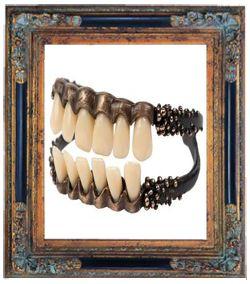Dental Cuff Teeth Bracelet