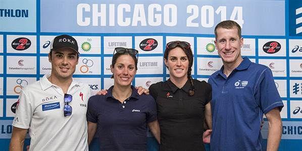 ITU World Triathlon Chicago: Pre-Race Quotes