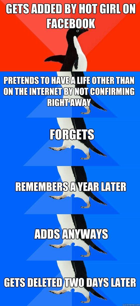 Socially Awesome Penguin meme funny - http://whyareyoustupid.com/socially-awesome-penguin-meme-funny/?utm_source=snapsocial