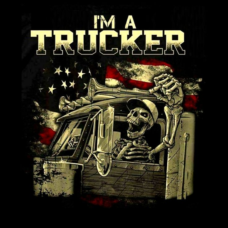 Truckers have a great run be safe out there never have