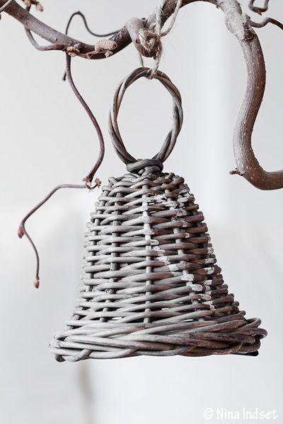 I love woven bells!
