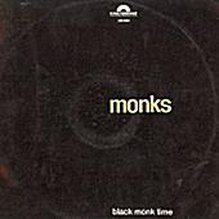 Top 30 Alternative Albums of the 1960s: The Monks 'Black Monk Time' (1965)
