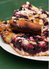 Blueberry Coffee Cake Recipes