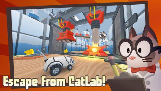MouseBot: evasione dal laboratorio CatLab