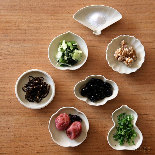 Japanese small plates 豆皿