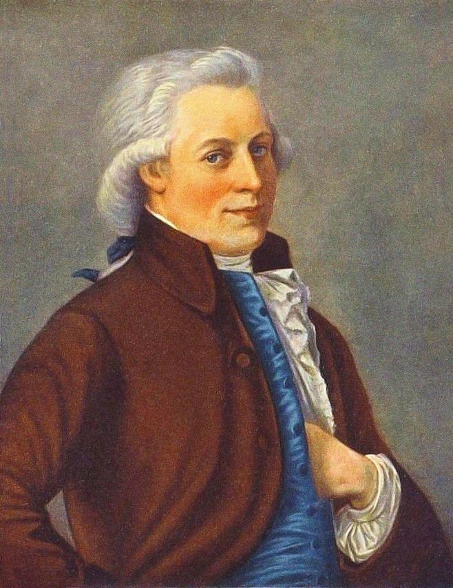 W.A. Mozart. Johann Tischbein, 1789. Families of the World ...