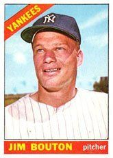 1966 Topps Regular (Baseball) Card# 276 Jim Bouton of the New York Yankees Ex Condition by Topps. $6.00. 1966 Topps Regular (Baseball) Card# 276 Jim Bouton of the New York Yankees Ex Condition