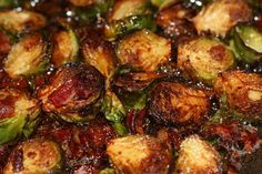 I have never eaten brussle sprouts, but I want to try these, looks super yummy!
