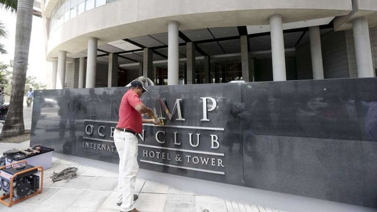 #kevelair Deciden expulsar a Organización Trump de hotel en Panamá #kevelairamerica