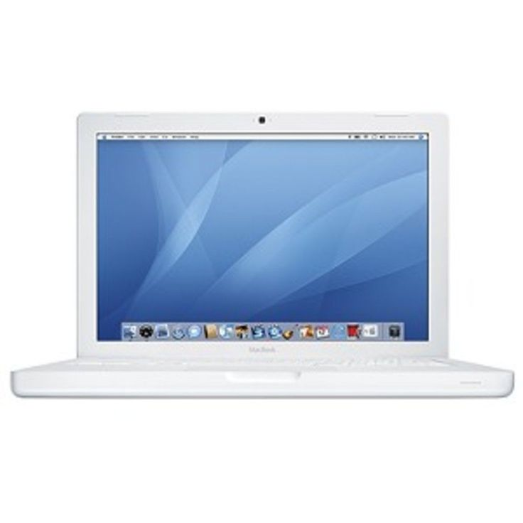 Apple MacBook Core 2 Duo P7550 2.26GHz 2GB 250GB DVD±RW GeForce 9400M 13.3 Noteb #Apple