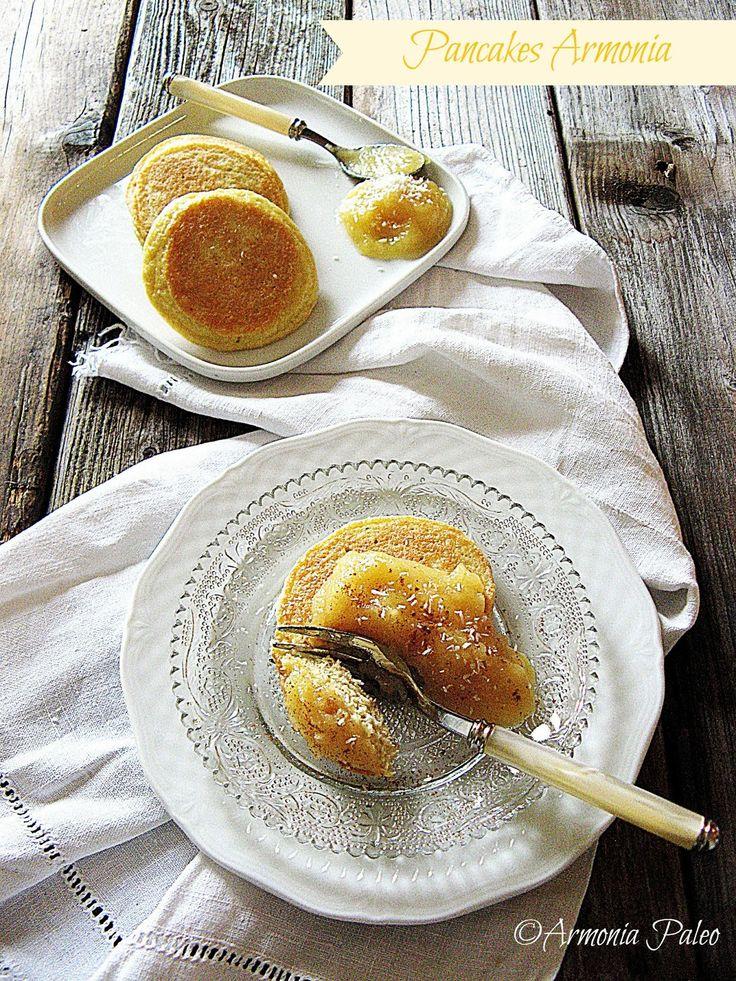 Armonia Paleo: Pancakes Armonia