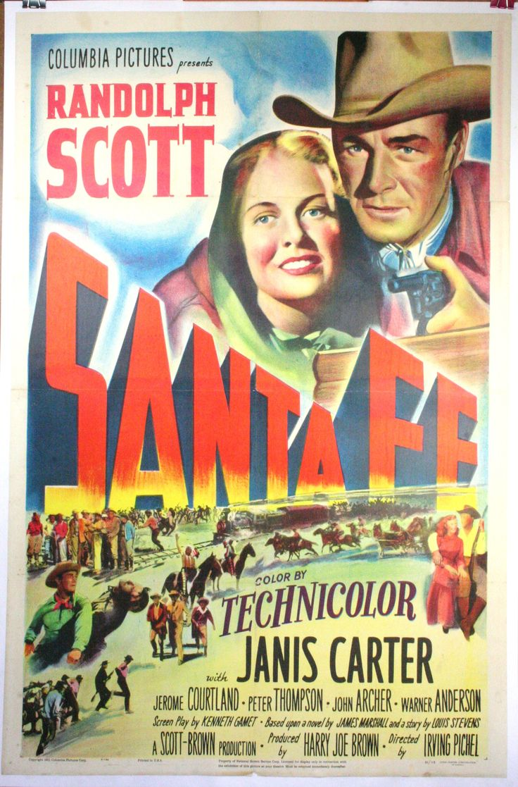 best images Randolph Scott Carson city