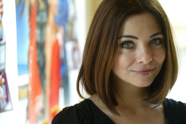 Dutch actress Georgina Verbaan