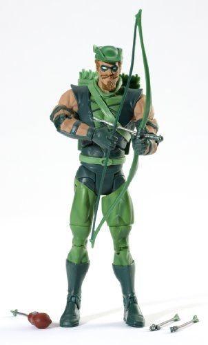 DC Universe Classic Green Arrow Figure *** You can find out more details at the link of the image.