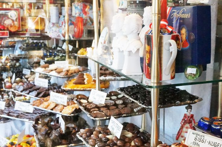 Shopping et bons plans à Vienne (Autriche)