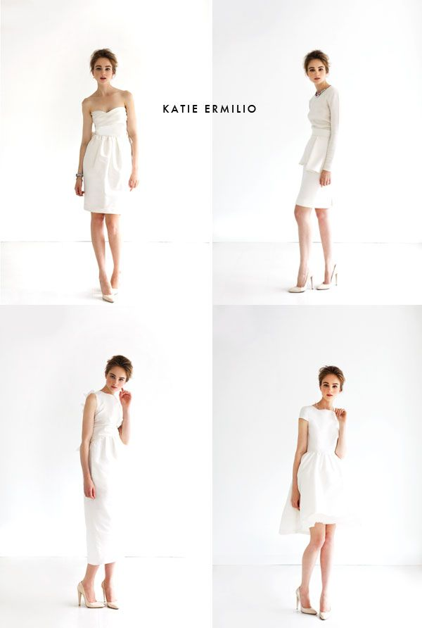 If you're a bride looking for a wedding dress with modern twist, you've got a few options with Katie Ermilio's designs. As the granddaughter of Grace Kelly's personal clothier, she's got the DNA to back up these modern-day classics. Check … Continue reading →