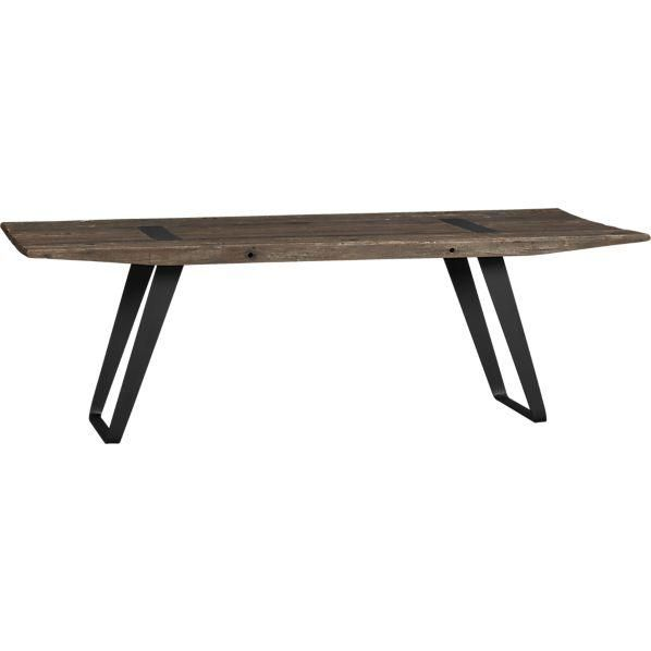 Tables Phoenix 92 Quot Dining Table I Crate And Barrel